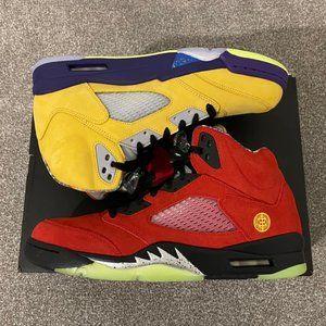 Nike Air Jordan 5 Retro What The